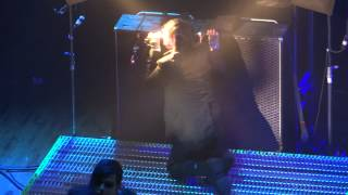 Marilyn Manson Live 2012 =] Slo-Mo-Tion [= 5/13/2012 - House of Blues - Houston, Texas