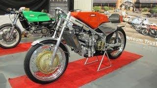 Sammy Miller Runs The Incredible Type 673 Jawa
