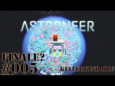 Astroneer #5 – Dies sind die Abenteuer… [Ende?] ★ Let's Play Astroneer [HD|60FPS]