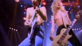 Def Leppard - Pour some sugar on me (US version)