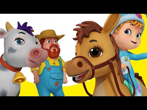 Download Old MacDonald Had A Farm   Nursery Rhymes for Children   Infobells Mp4 HD Video and MP3