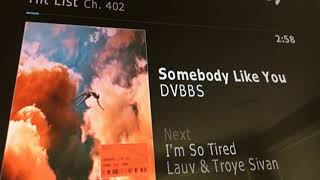 Somebody Like You BY DVBBS Feautring Saro
