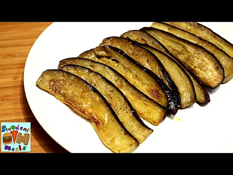 Video OVEN BAKED EGGPLANT RECIPE