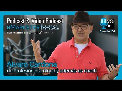 Episodio 106: Entrevista realizada a Álvaro Cardona   Videopodcast eMarketerSocial