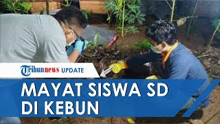Mayat Siswa SD di Banjarnegara Ditemukan setelah Tercium Bau, Ternyata Berada di Tumpukan Sampah