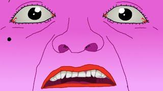 Video animado en 2D de música.