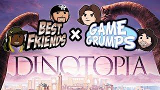 Super Best Friends X Game Grumps - Dinotopia