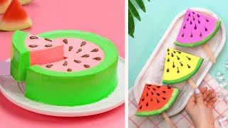 Amazing Cake Decorating Recipes To Try This Weekend | Beautiful Fruit Cake Ideas | So Yummy Cake