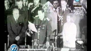 Visión Siete Asunción Presidencial De Yrigoyen A Cristina Fernández