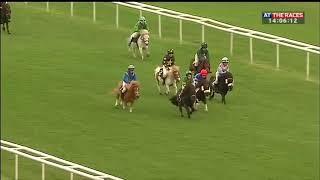 Shetland Pony Racing - Doncaster Thriller!