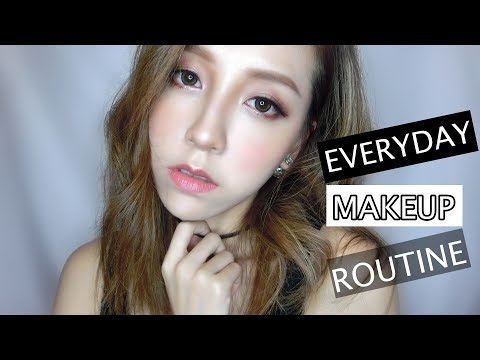 My Almost Everyday Makeup For Summer | 我的夏天日常妝容