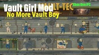 fallout 4 vault girl - 123Vid