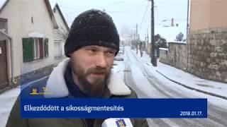 TV Budakalász / Budakalász Ma / 2018.01.17.