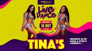 [Live Dance | Tina's #FiqueEmCasa e Meta dança #Comigo]