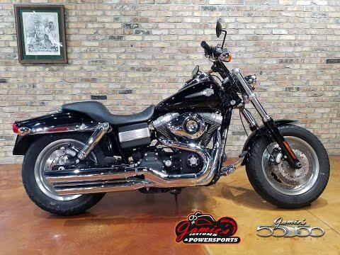 2009 Harley-Davidson Dyna® Fat Bob® in Big Bend, Wisconsin - Video 1