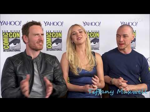 Jennifer Lawrence - Funny Moments (Part 36)