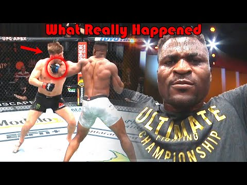 PATIENCE!!! What Really Happened (Stipe Miocic vs Francis Ngannou 2)