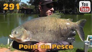 Programa Fishingtur na TV 291 - Point da Pesca