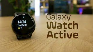 Galaxy Watch Active. Concurent pentru Apple Watch (Ru/Ro subtitles)