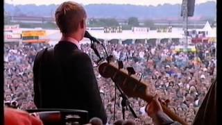 The Divine Comedy, Something For The Weekend, live at the Reading Festival 1998