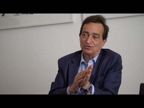 Intervista al sindaco di Lugano Marco Borradori