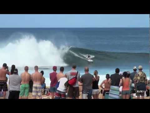 Billabong Pipe Masters 2012 Music Video Ev Fox, Liana Mason