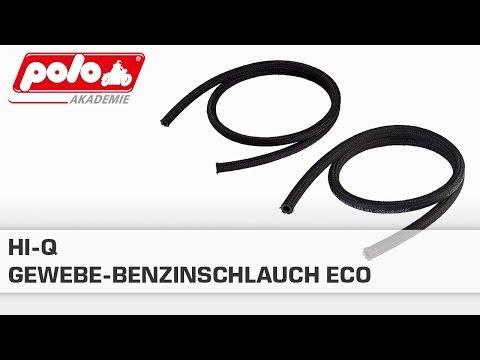 Hi-Q Gewebe-Benzinschlauch ECO