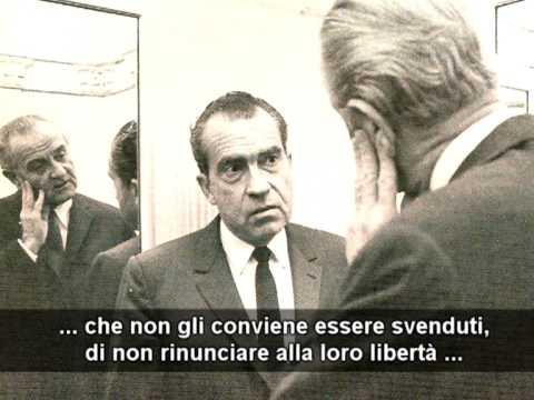 Nixon traditore della patria