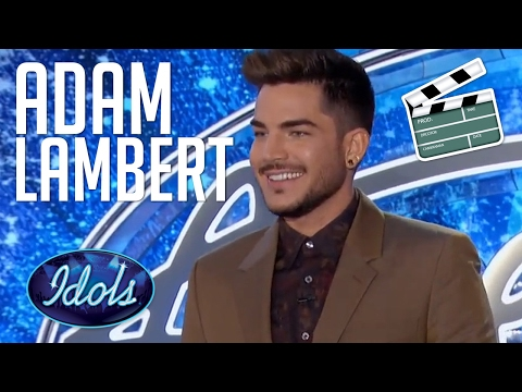 Adam Lambert Auditions AGAIN Singing Bohemian Rhapsody On American Idol Mp3