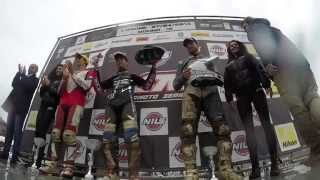 preview picture of video 'SuperMoto Series 2014 Video Race Report Round #2 - Lissone'