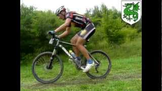 preview picture of video 'Puchar Świata MTB - Puchar Smoka - Nowy Żmigród 22.07.2012r.World Cup'