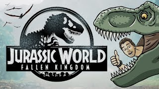 Jurassic World Fallen Kingdom Trailer Spoof - TOON SANDWICH - dooclip.me
