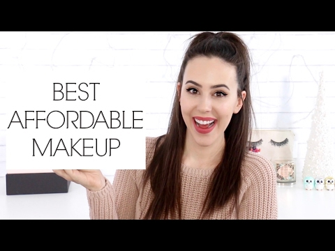 Favorite Drugstore Makeup Under 5$ || Beauty with Emily Fox