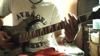 Avenged Sevenfold - Thick and Thin [cover]