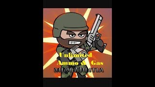 How To Download Mini Militia Unlimited Ammo Nitro And Bombs Apk Mod