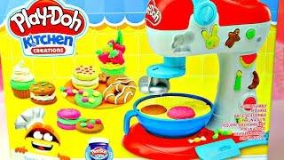 """Playdoh """"Batidora de Postres"""" Play Doh Treats Mixer Mundo de Juguetes"""