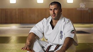Лечи Курбанов: в карате приходят, чтобы стать сильными, EnergyLifeNL
