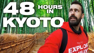 I Spent 48 hours in Kyoto | How Empty is it Really?