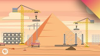 How the Pyramids Were Built (Pyramid Science Part 2!)