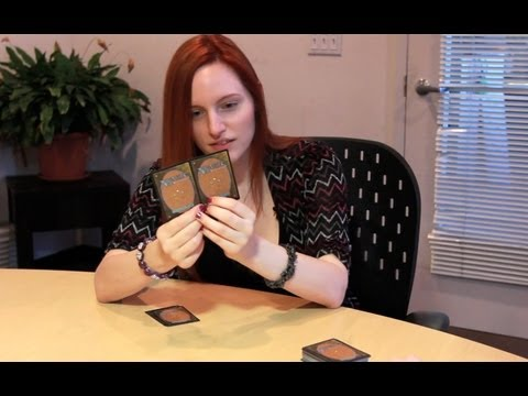 Magic the Gathering Tutorial – Drafting!