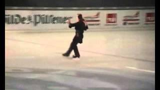 preview picture of video 'Schaulaufen Wedemark 2000 Anke und Dirk Rauthmann Argentinischer Tango'