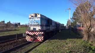preview picture of video 'ALCO 668 en Gowland (29-06-2014)'