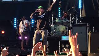 Gambar cover Weight of Sound - Stick Figure w/ TJ O'Neil - Live @ Harvey's Lake Tahoe Amphitheater