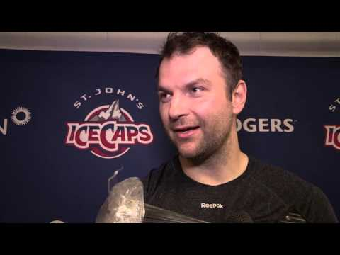 John Scott Post Game - Feb. 13, 2016