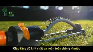 Holman Oscillating Sprinkler