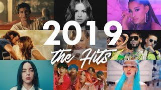 HITS OF 2019 | Year - End Mashup [+100 Songs] (T10MO)