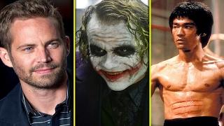 أشهر 5 ممثلين في هوليوود ماتوا قبل أن يكملوا تصوير أفلامهم الأخيرة !