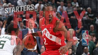 NBA Daily Show: May 24 - The Starters