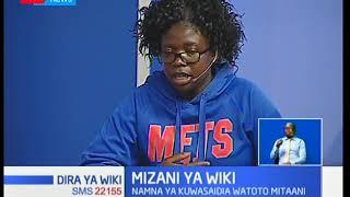 Namna mbalimbali ya kuwasaidia watoto mitaani: Mizani ya wiki