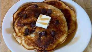 Ep. 389: Chocolate Chip Pancakes | Breakfast And Brunch Recipes 🥞🍫